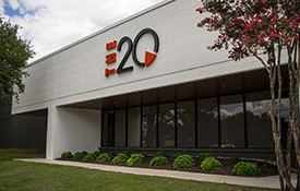 The 20 building